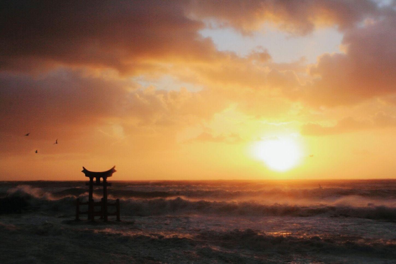 Hokkaido Syosanbetu Konpira TORII Photo Camera