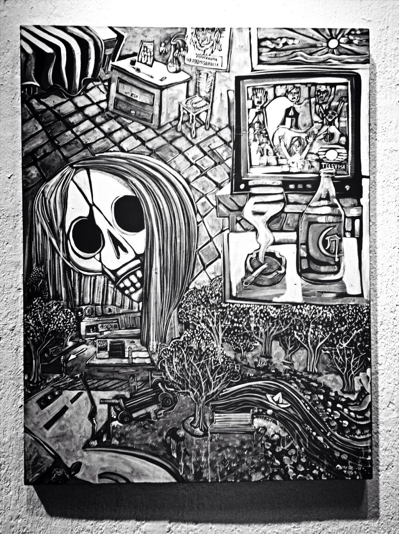 Art Ig_artgallery Black And White Black & White
