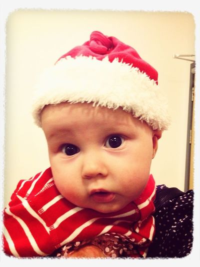 Hope u have all had an ace day! #firstchristmas #thephoenix