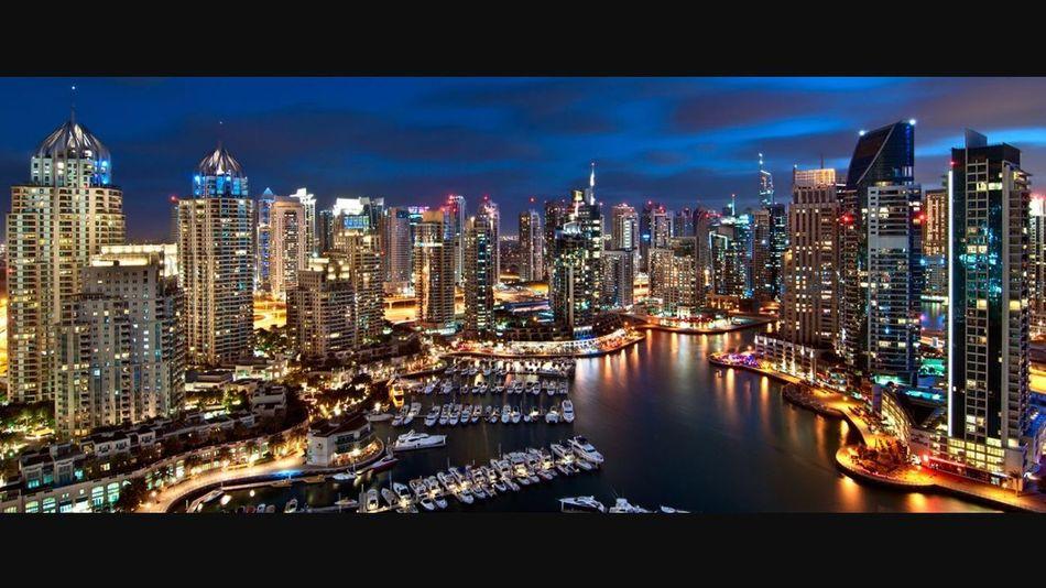 Dubai 🙏Sun shine City Modern Water