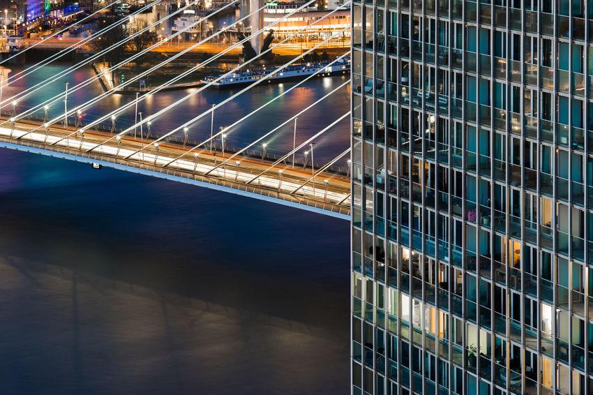 Rttdam[X] City Rotterdam Architecture Building Building Exterior Colorful Outdoors Skyscraper