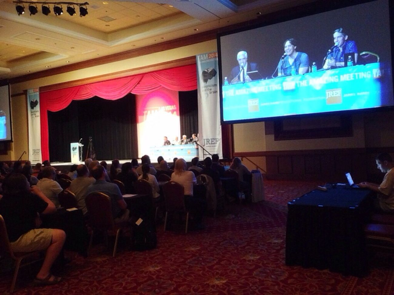 TAM 2014 The Amazing Meeting The Skeptics Guide To The Universe