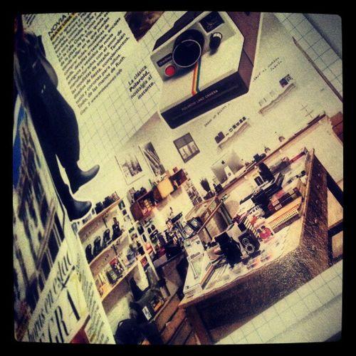 Oh! Una de mis tiendas favoritas de Gracia :) Grazia Nostalgic
