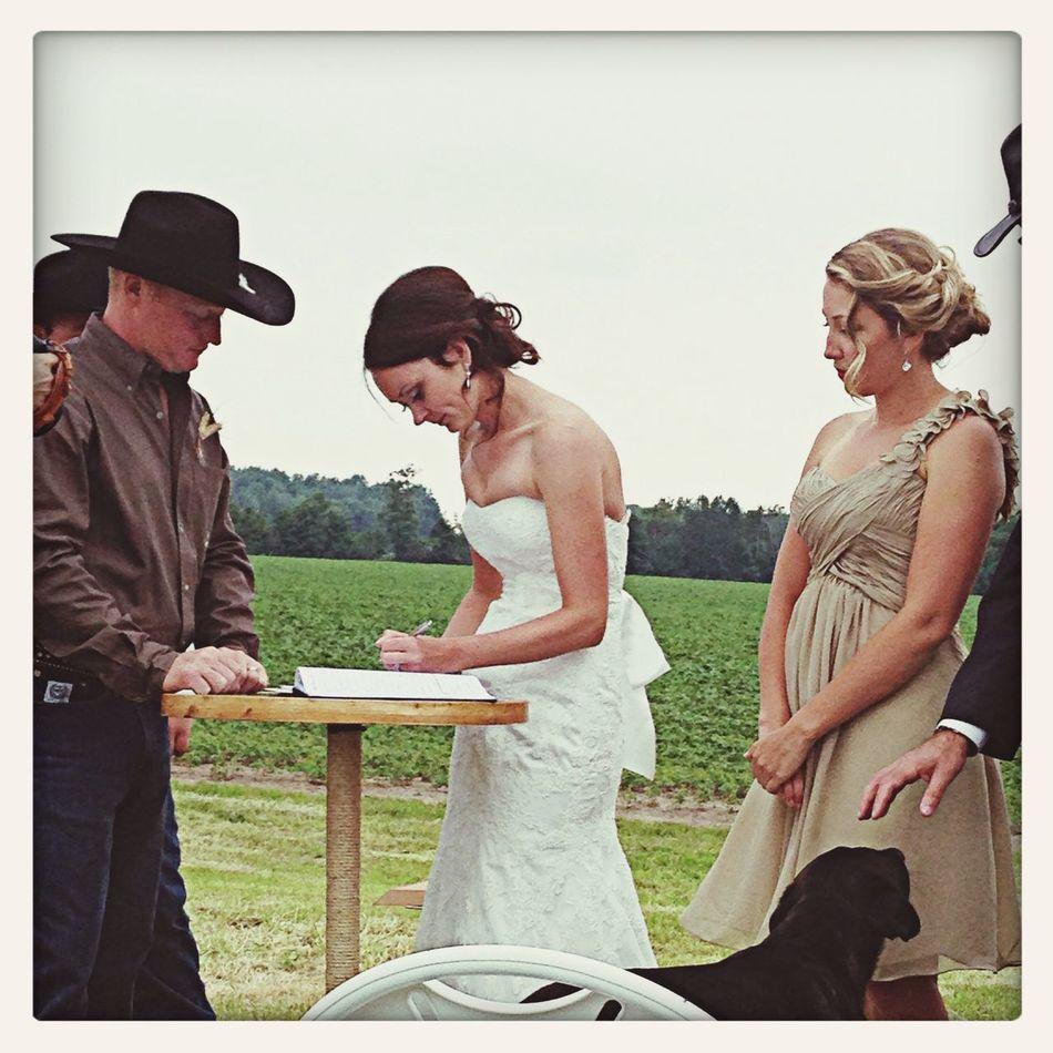 Transitional Moments Wedding Bride Groom