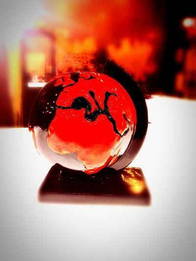The Globe by Ceramiche Rometti Art Modern Art Italy Umbria Umbertide Arte Artemoderna Bellezza