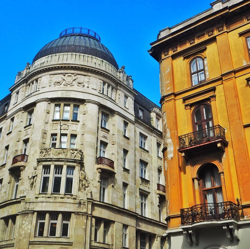 Beautiful stock photos of budapest, Arch, Architecture, Balcony, Building Exterior