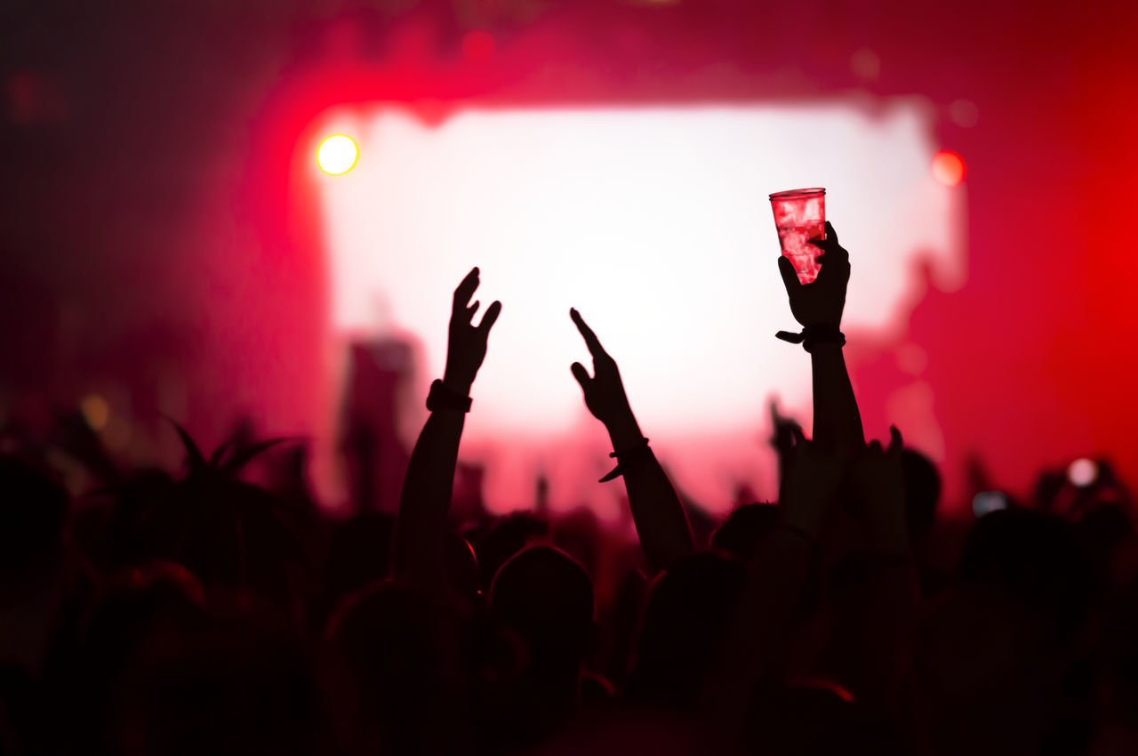 Beautiful stock photos of music,  Adult,  Adults Only,  Arms Raised,  Arts Culture And Entertainment