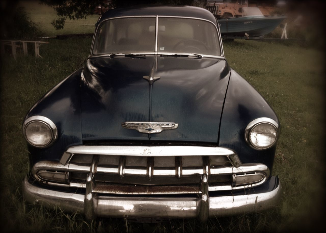 Chevrolet Old Cars Classic