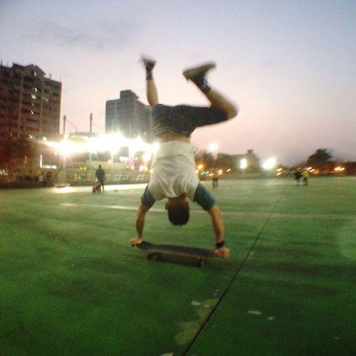 Skateboard Skateboarding Life Taiwan Fitness