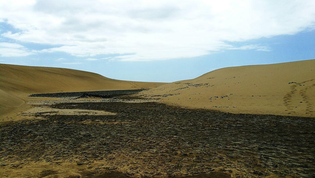 Dunes de Maspalomas Landscape Nature Sand Dune No People Day Scenics Outdoors First Eyeem Photo EyeEmNewHere Hobbyphotography Environment Hobby💛