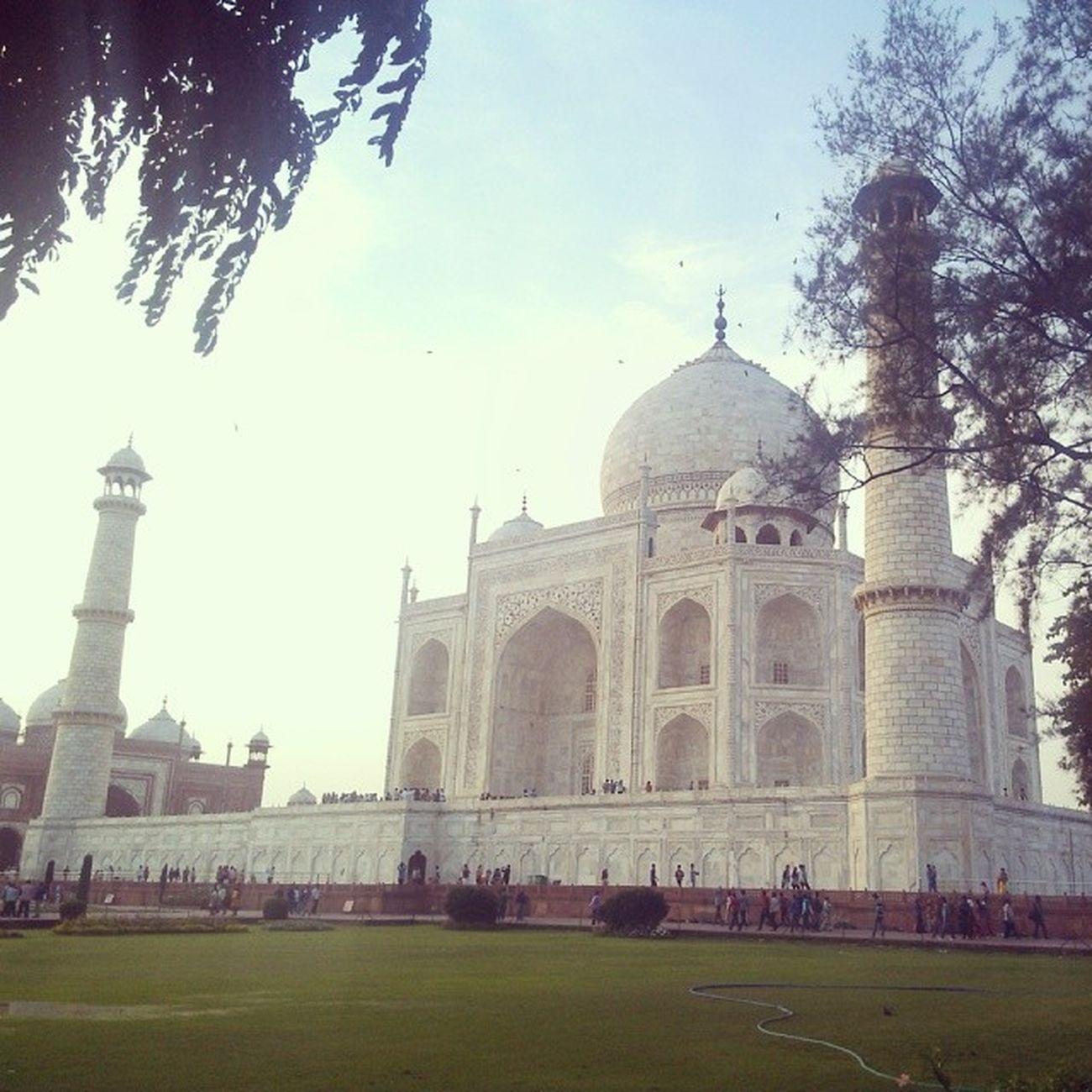 Wah Taj Agra Instagram Instaedit Instapic