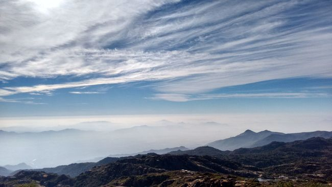 Guru Shikhar Point, Mount Abu, Rajasthan, India. 🏔🏞🏞 Blue Wave Winter EyeEm Best Shots - Nature Naturelovers EyeEm Gallery Nature Natgeoyourshot Mount Abu Rajasthan, India EyeEm Beautiful Nature Natgeotravel Landscape_Collection Winter Wonderland Clouds And Sky Mountains And Sky Showcase March Landscapes With WhiteWall The Great Outdoors With Adobe