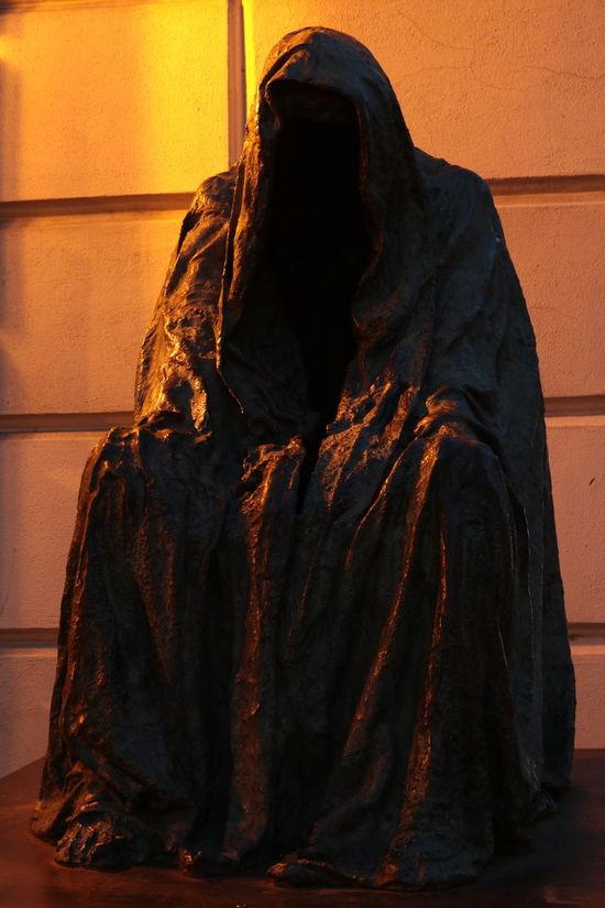 Anonymus Arts Culture Prague Statue