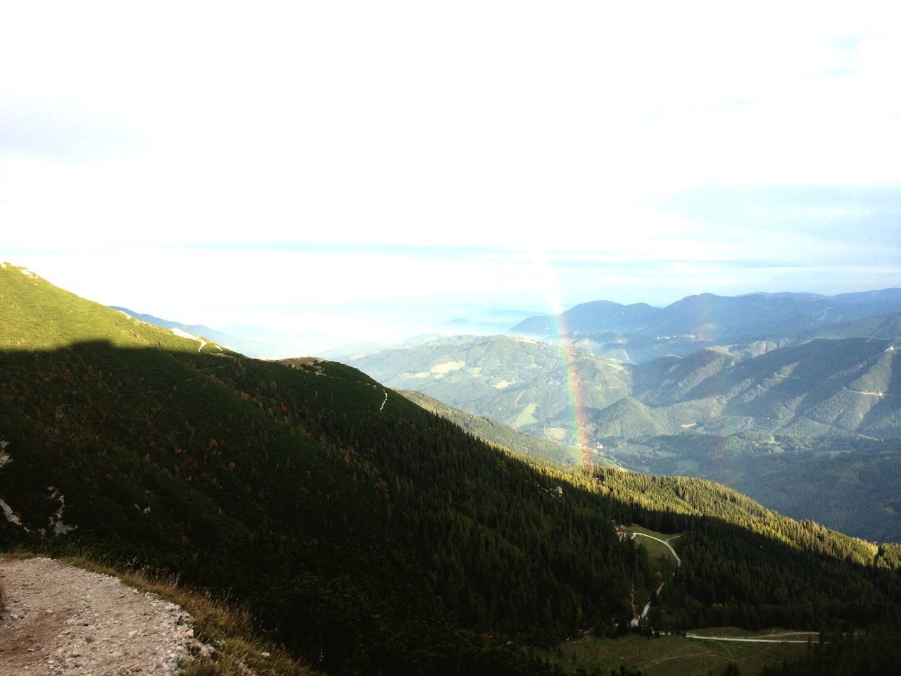 Beautiful stock photos of regenbogen, tranquil scene, scenics, tranquility, landscape