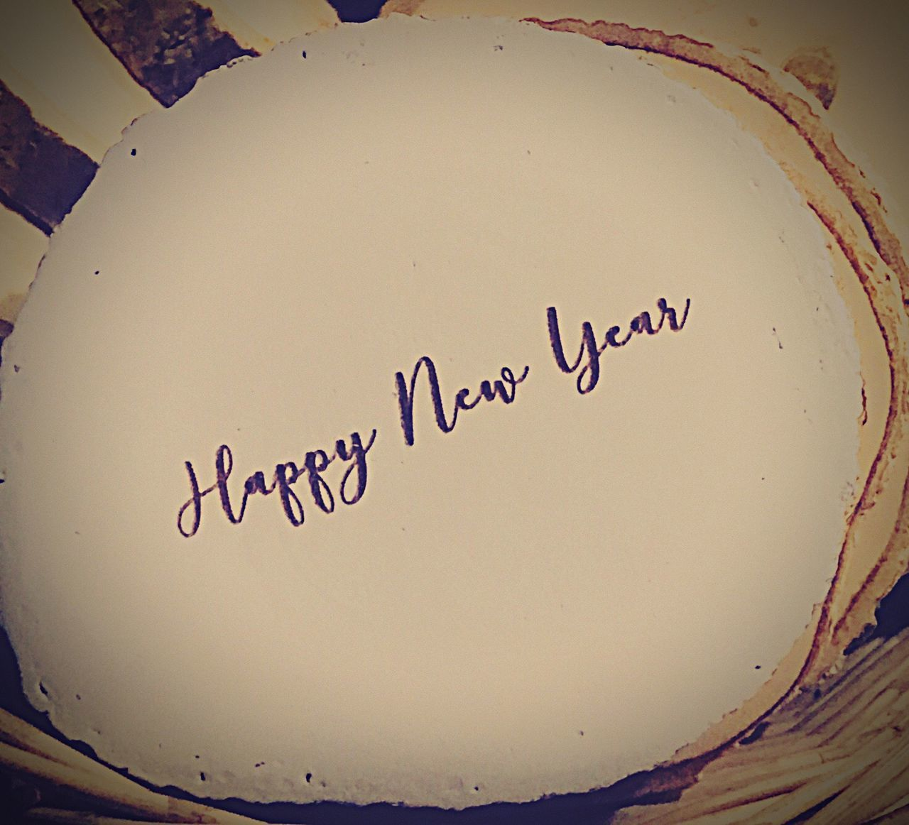 งานประดิษฐ์ด้วยมือ ไม้มะขามเพ้นท์ Happy New Year Everyone Communication Text Message Written Heart Shape Love Indoors  Food Handwriting  Paper Close-up No People Birthday Cake Day (null) HAPPY NEW YEAR ! Happy New Years Eve Happy New Year's Eve Happy New Year 2017 Happy New Year!!! Happy Time Happy New Year! Happy New Year