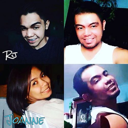 Trying to recreate the famous poses of my dearest siblings, @rjcastaneda_ and @joanne_cristine... Hehehe... PangAsarMode Siblings TheCastanedas Broandsis 😄❤️❤️❤️