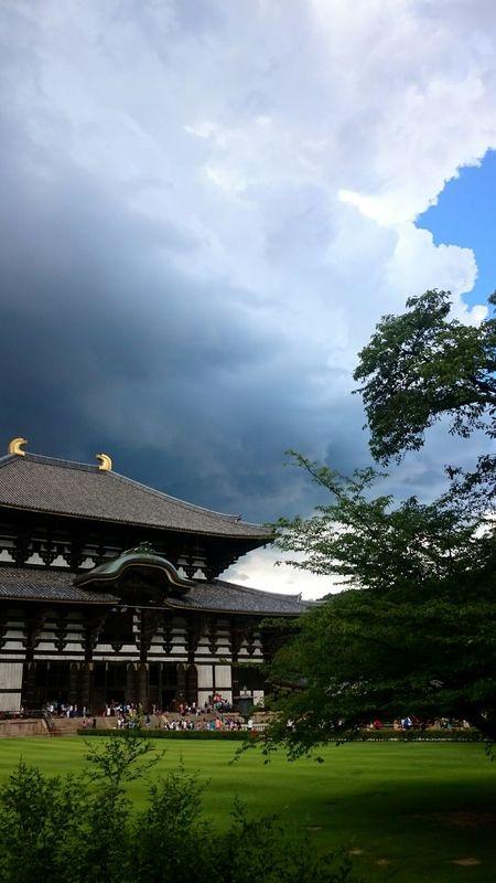 Toudaiji Nara Japan Japantrip Natural Elements Beauty Ultimate Japan