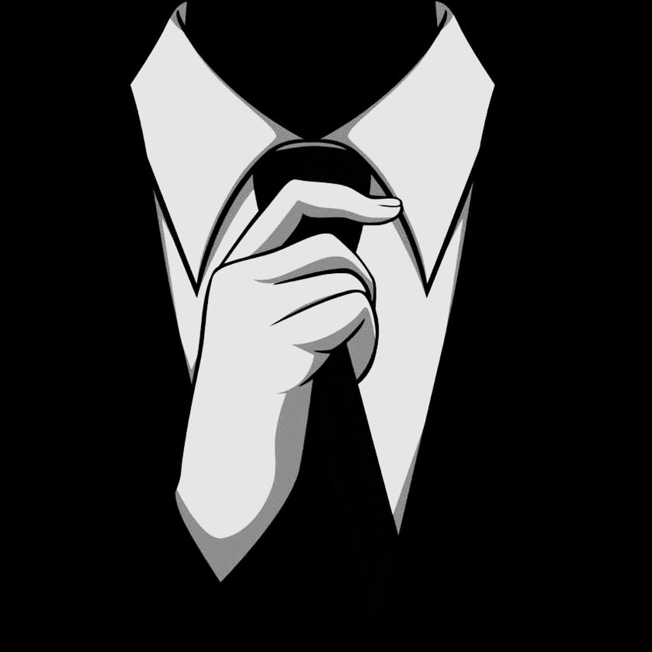Criminals wear tie not a tattoo One Person Black Background Politics And Government Police Station Evil Lifestyles Criminal Mafia  Dirty Killerminimal Worldwide_shot