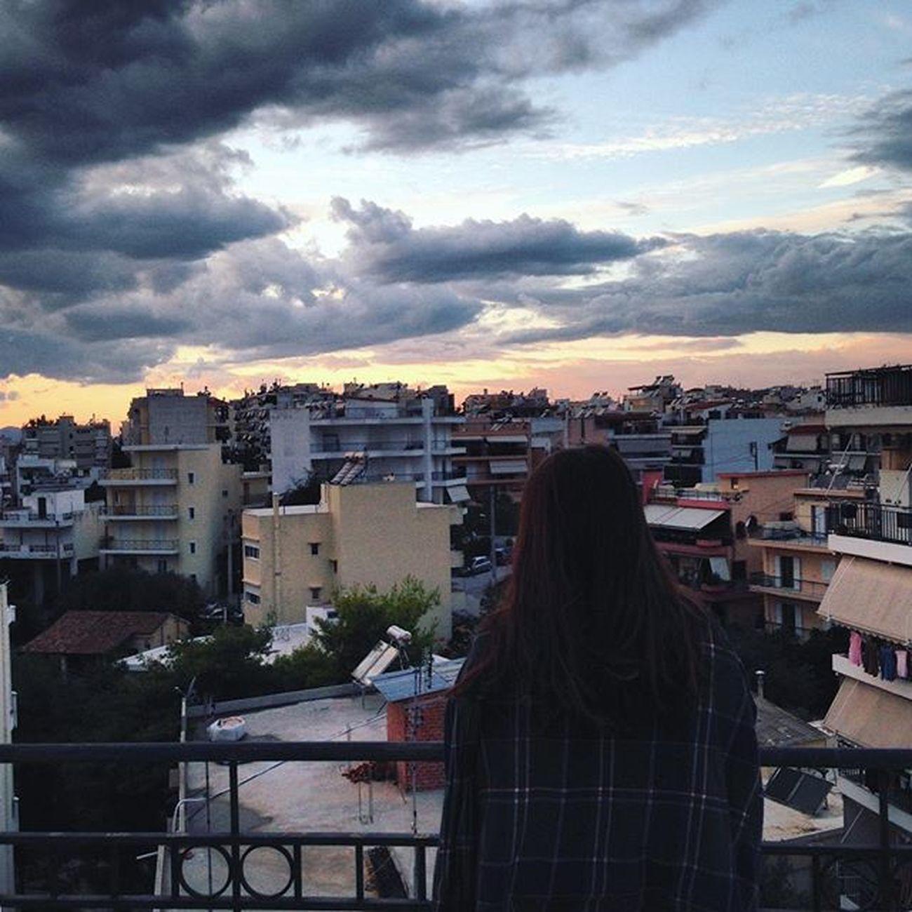 This city looks so pretty. — me, never Sunrise City Rooftop Sad Sicksadworld Tumblr Grunge Disgust Thissucks