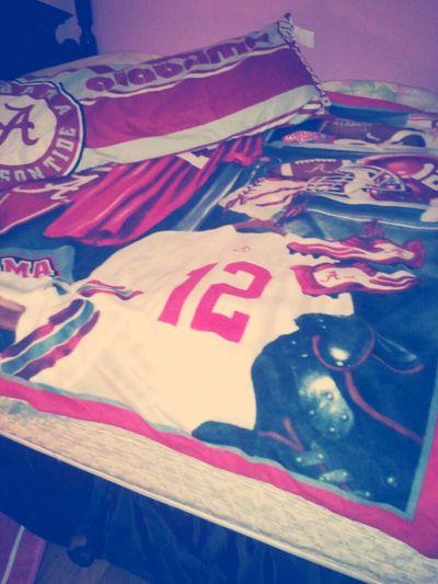 True Alabama Fan !. University Of Alabama