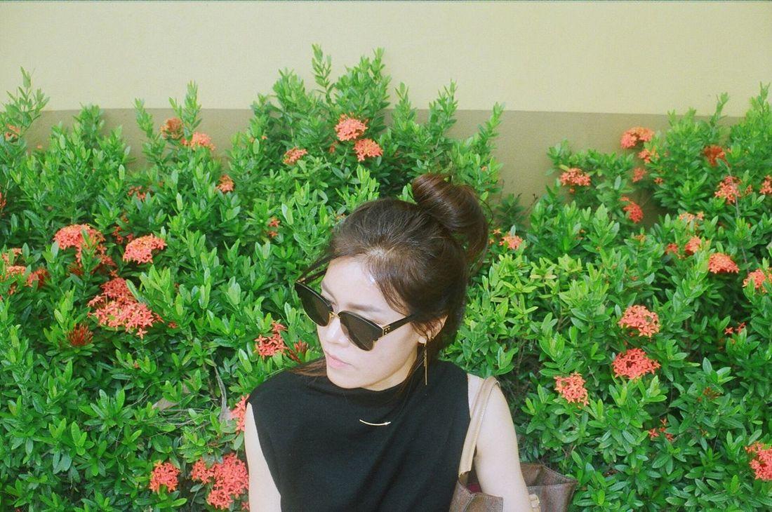 Flower Green Color Freshness Flower Head Mommy Mymodel Sunglasses People 🌹🌹 Women Around The World