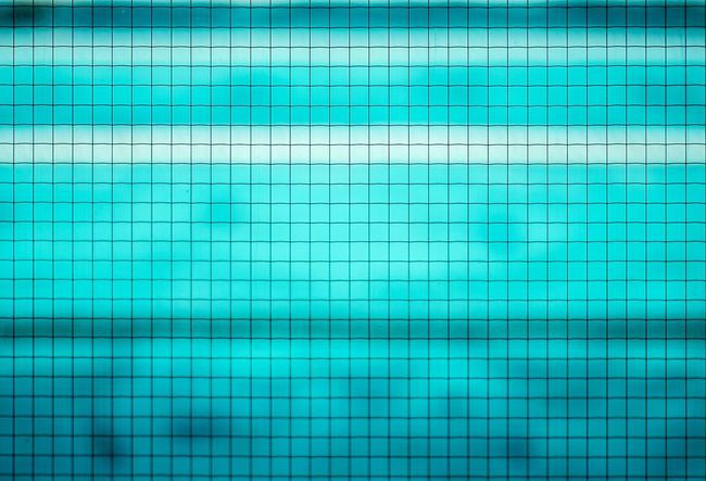 Through the window Swimming Pool Color Streetphoto_color Streetphotography The Street Photographer - 2016 EyeEm Awards Open Edit Urban Scenes Lines And Shapes Blue Textures And Surfaces