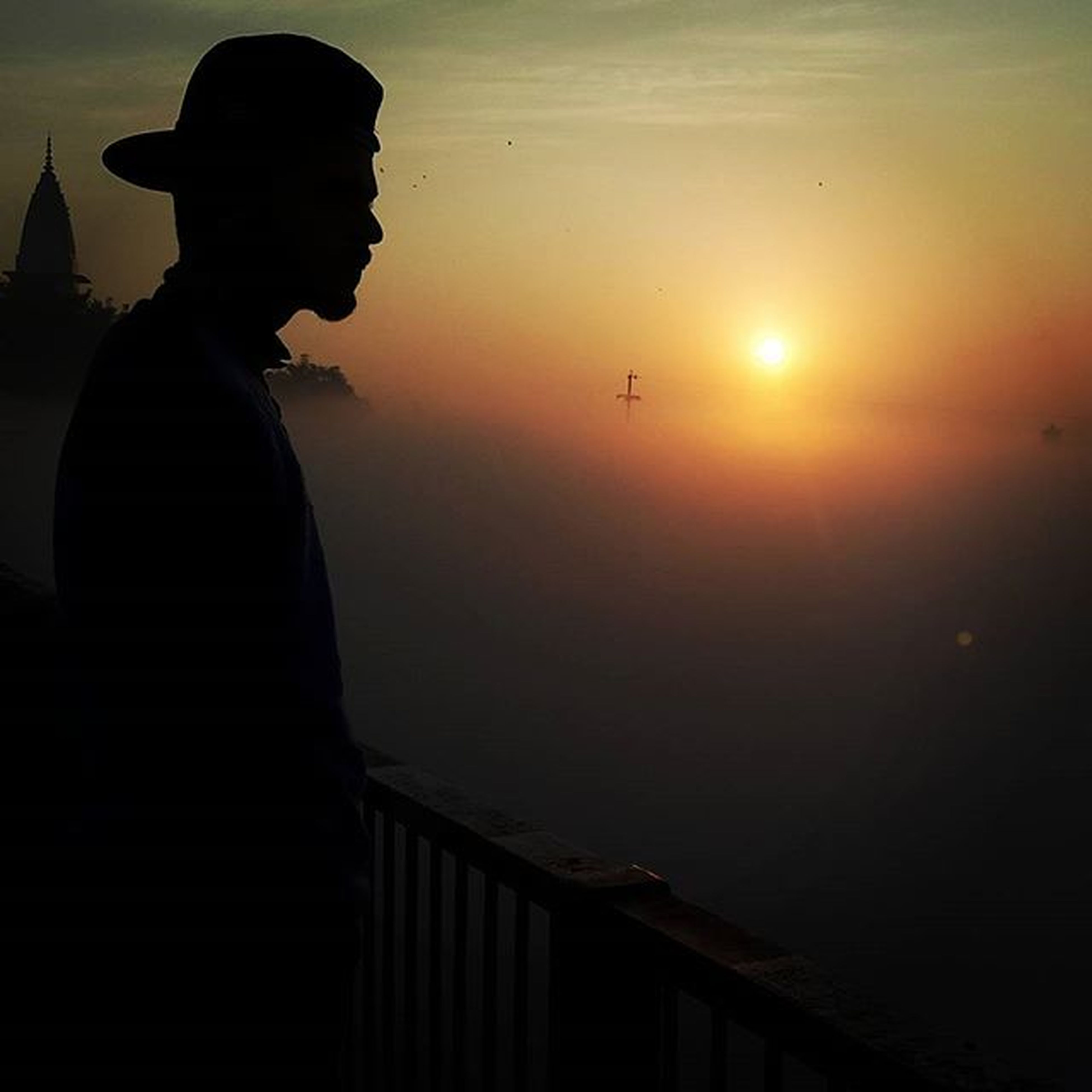Boom_shiva Morning View Lake Fog Time Pone7da Najaare 😉💵🚘