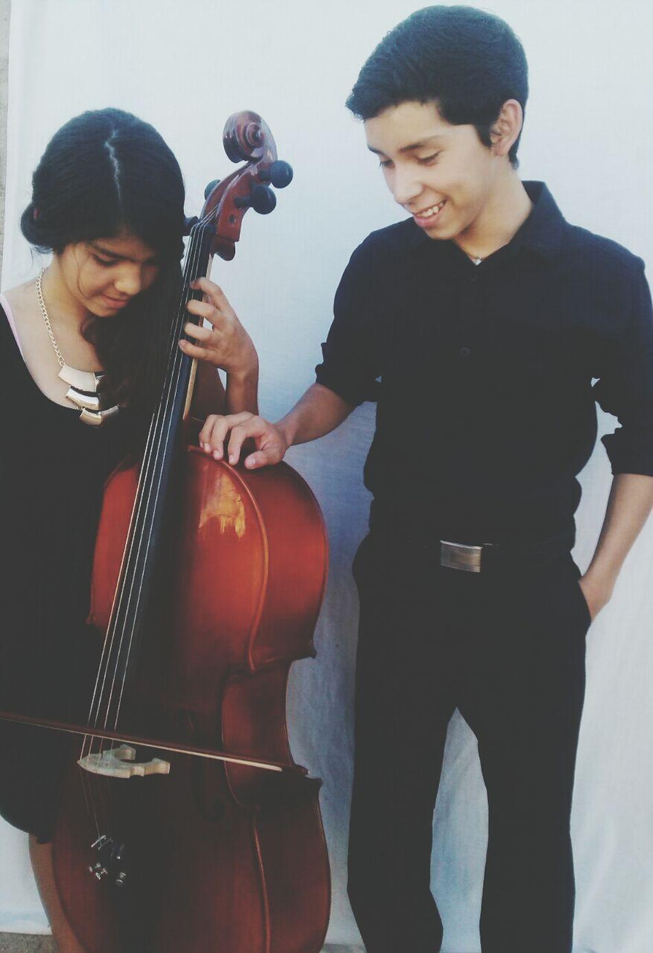 Fiestasdelpitic2015 Musicajovendelpitic Contrabass Cello