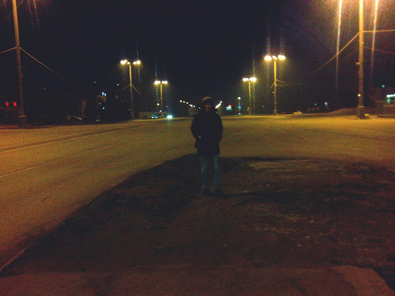 Ночные прогулки с Валери)