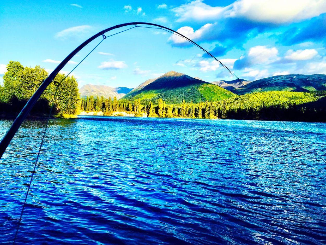 Protecting Where We Play KenaiRiver Cooperlanding Fishon Silvers Lovealaska Thelastfrontier