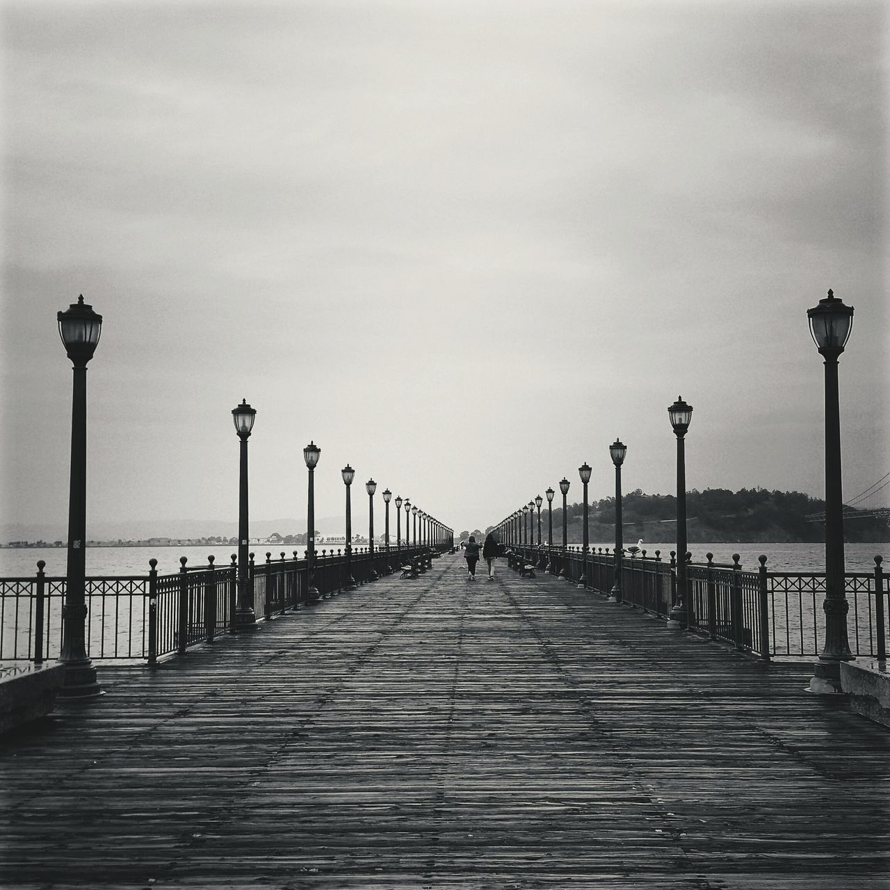 Outdoors Water Blackandwhite Photography Black And White Photography SanFranciscoBay Pier Woodpier