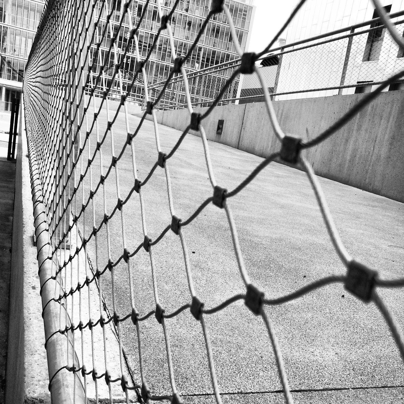 Urban Grid No Escape