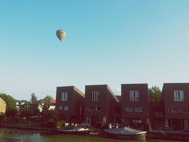 Big Ballon Evening