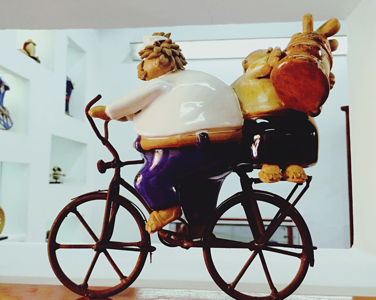 On Your Bike Gordito Aroundtheworld OpenEdit Art Artist