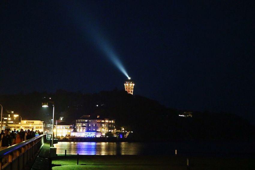 江の島 湘南キャンドル Shonancandle2015 Enoshima Nightphotography