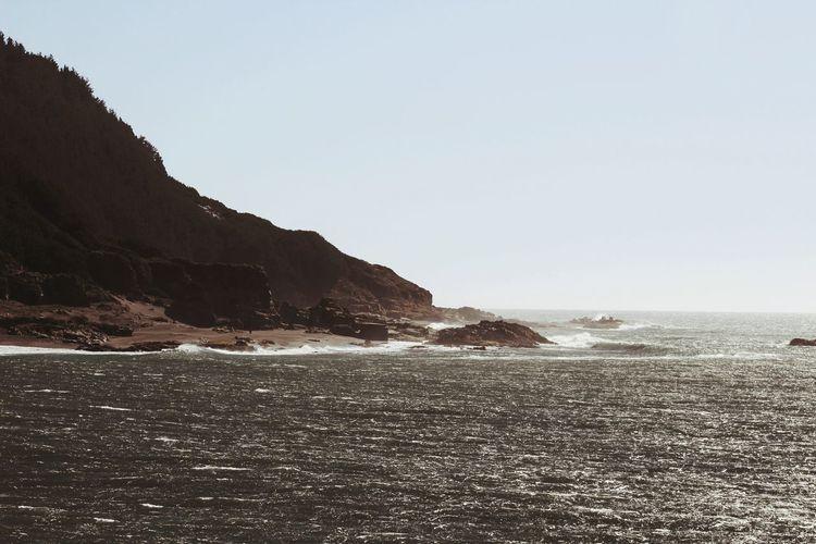 Constitución, Chile Puerto Mar Beach Nature Photography Photo