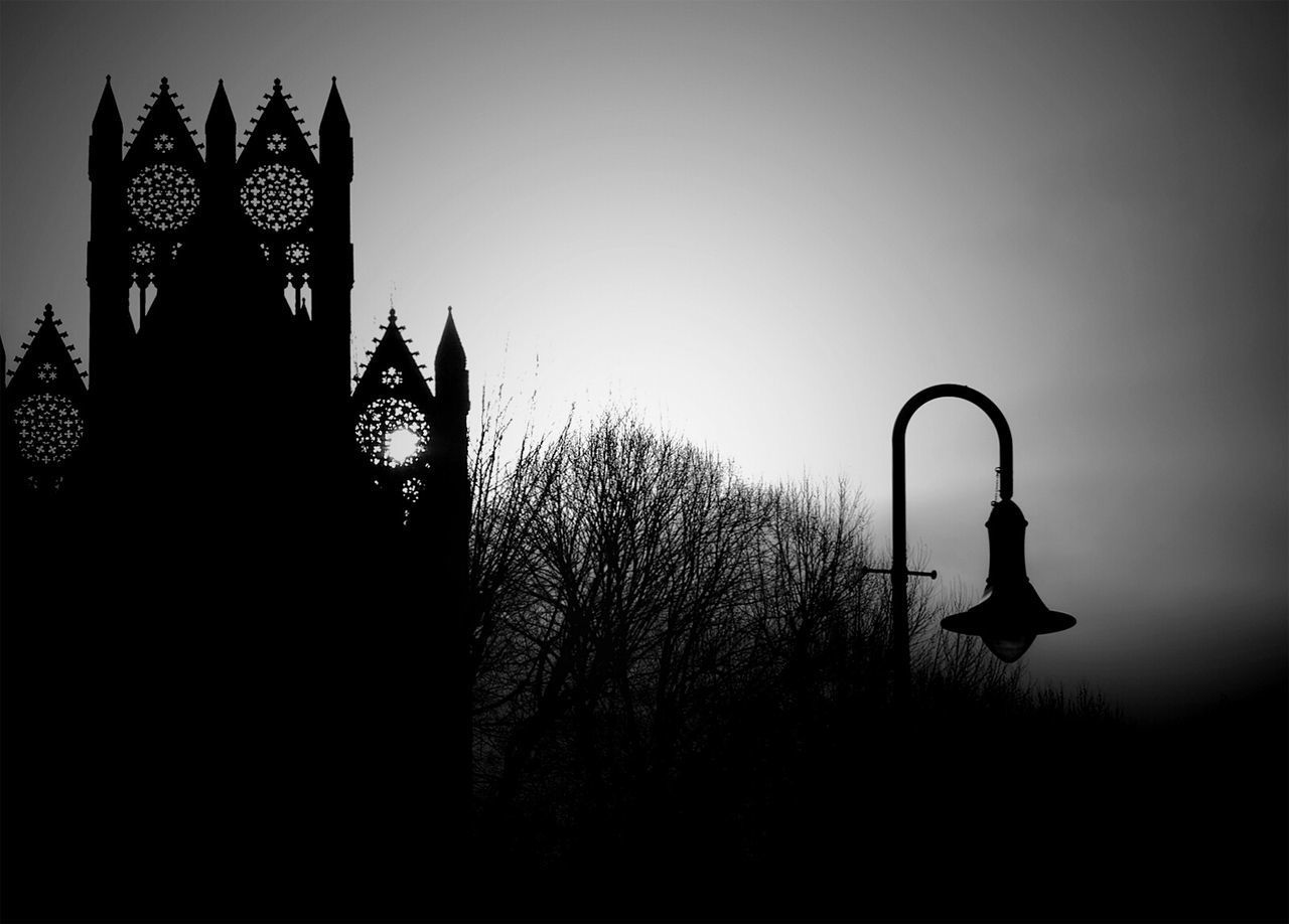 Architecture_bw Monochrome Black & White Silhouette EyeEm Deutschland Darkness And Light