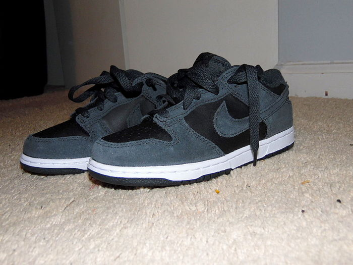 Close-up Day Indoors  New Sneakers Nike Suede No People Out Of The Box Out The Box Pair Shoe Sneakers Sport