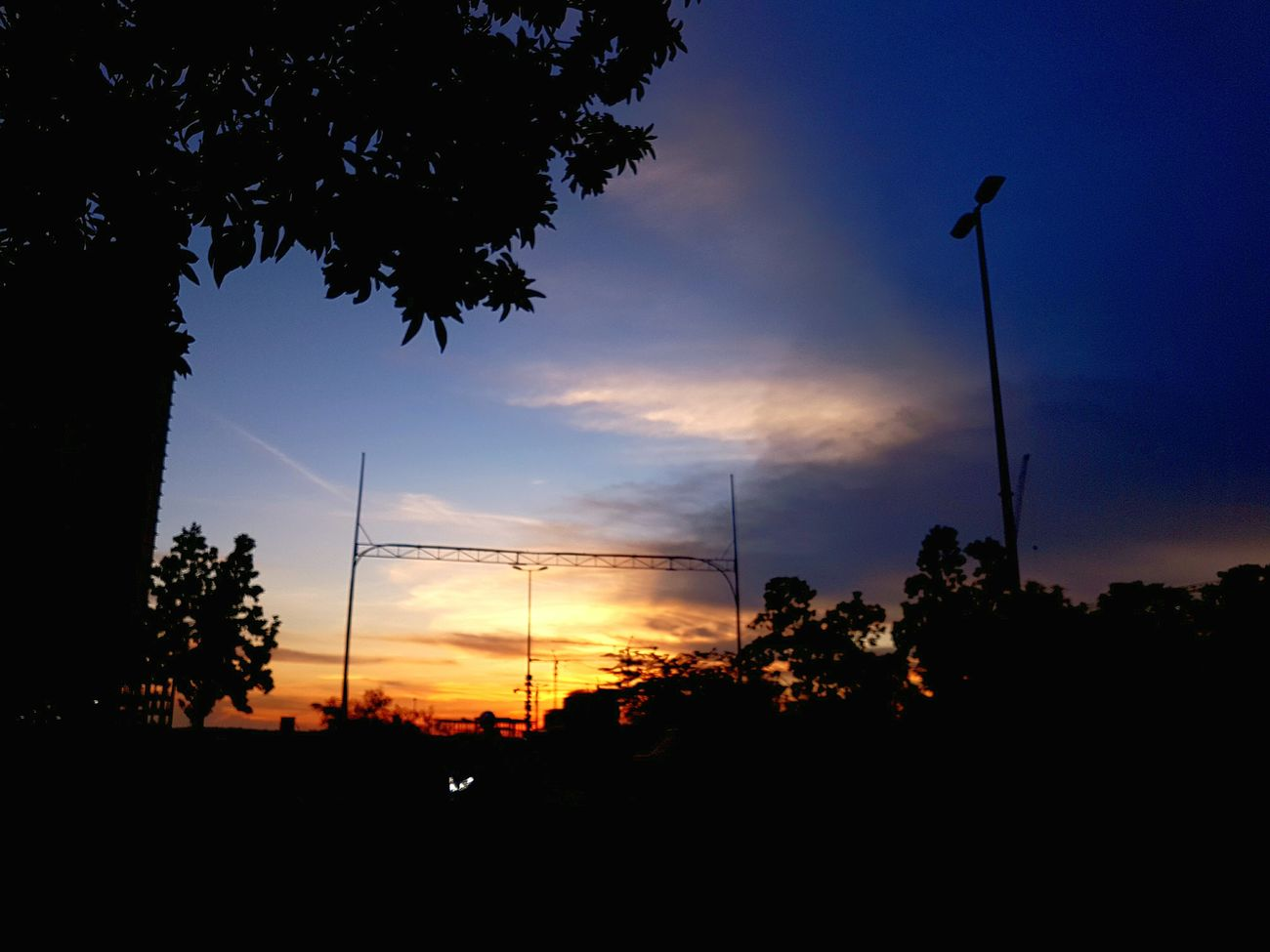 Overnight Success Beauty In Nature Sky Sunset Dusky Sky First Eyeem Photo