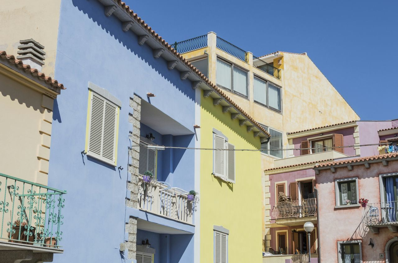 Beautiful stock photos of italy, Architecture, Building Exterior, Built Structure, Clear Sky