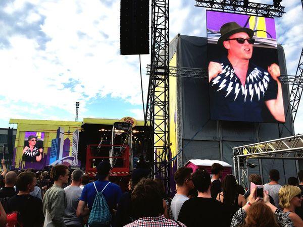 Lollapalooza Beatsteaks