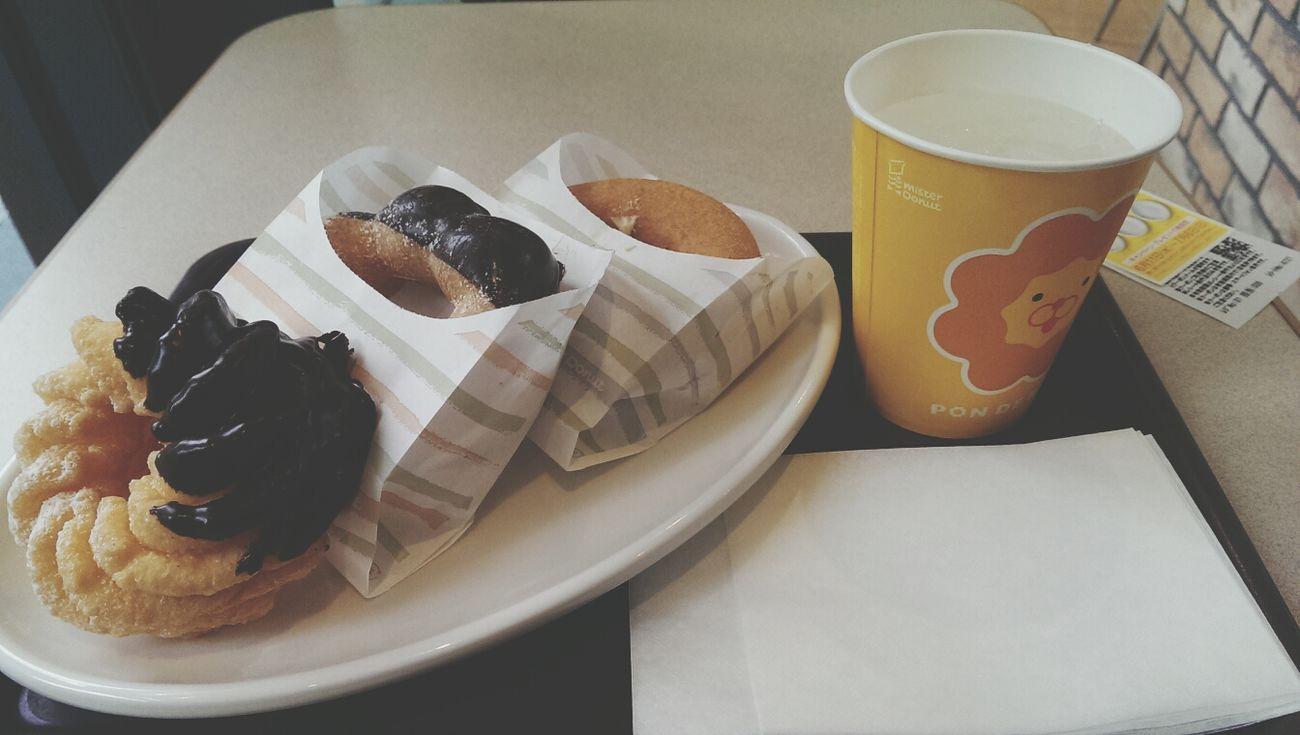 Donuts 100円セールじゃ