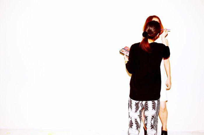 MAKE UP✺ Creative Fashion Music Japanese  Artist Art Singer  Makeup Awsome Good Times
