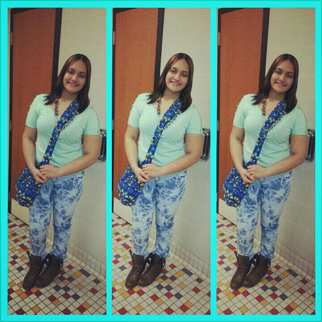 Today (;