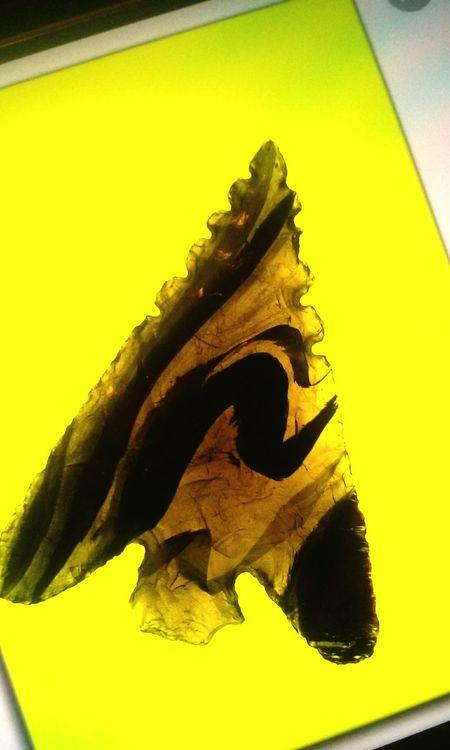 Arrowhead Tranceparent Specimen Artifacts Perfection Epic Out Of This World Fugazi Yup Arrowhead ObsidianLovers Mountain Range