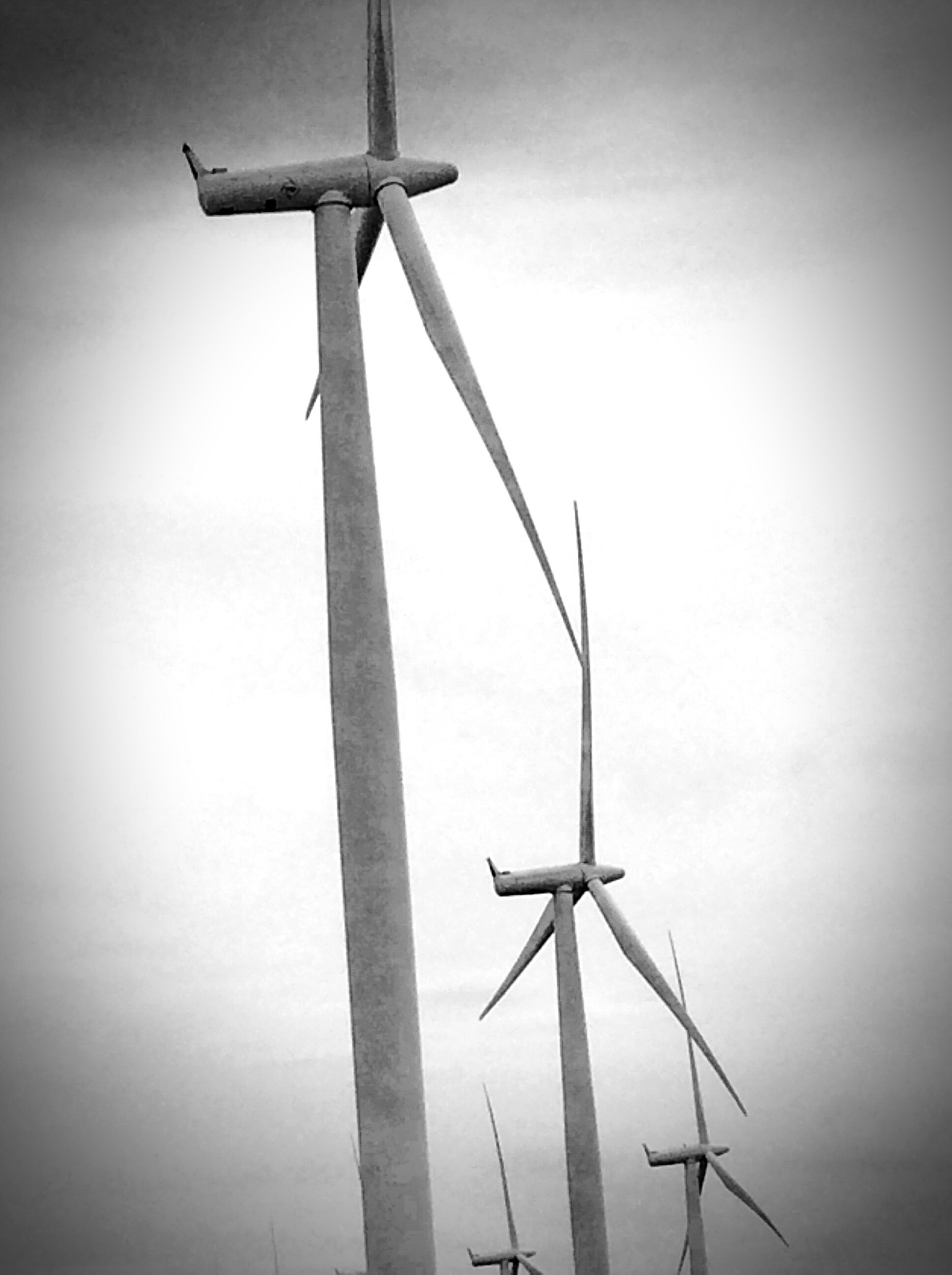 wind power, wind turbine, renewable energy, alternative energy, windmill, environmental conservation, fuel and power generation, low angle view, sky, technology, traditional windmill, cross, silhouette, religion, nature, clear sky, no people, outdoors, tranquility, field