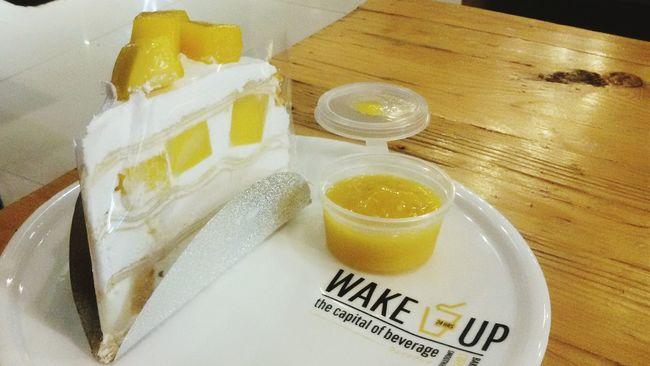Crapecake Mango Dessertporn