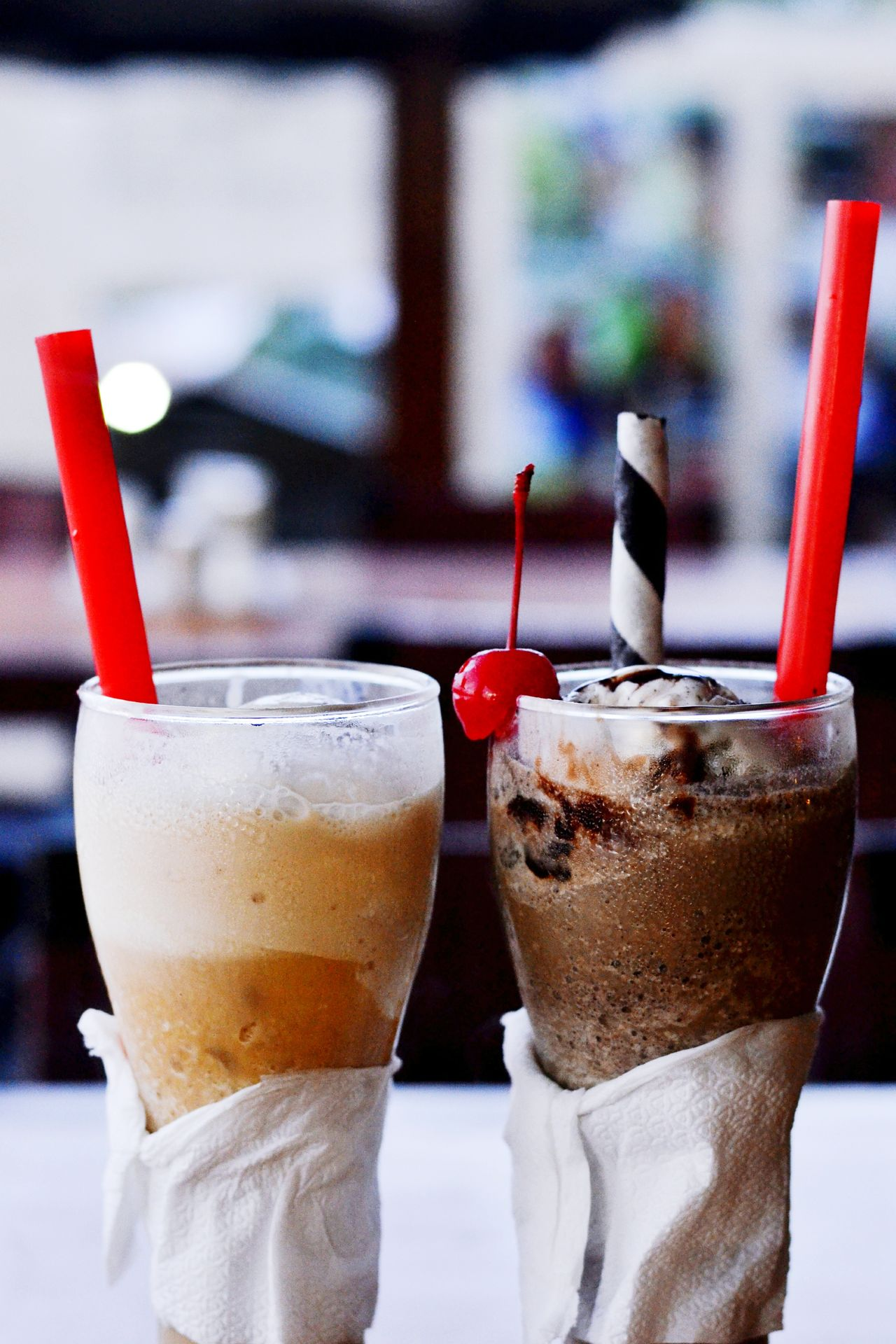 Beautiful stock photos of café, Close-Up, Drink, Drinking Glass, Focus On Foreground