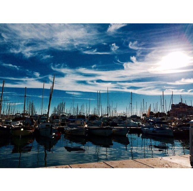 ☀️⚓️ First Eyeem Photo Beach Cannes