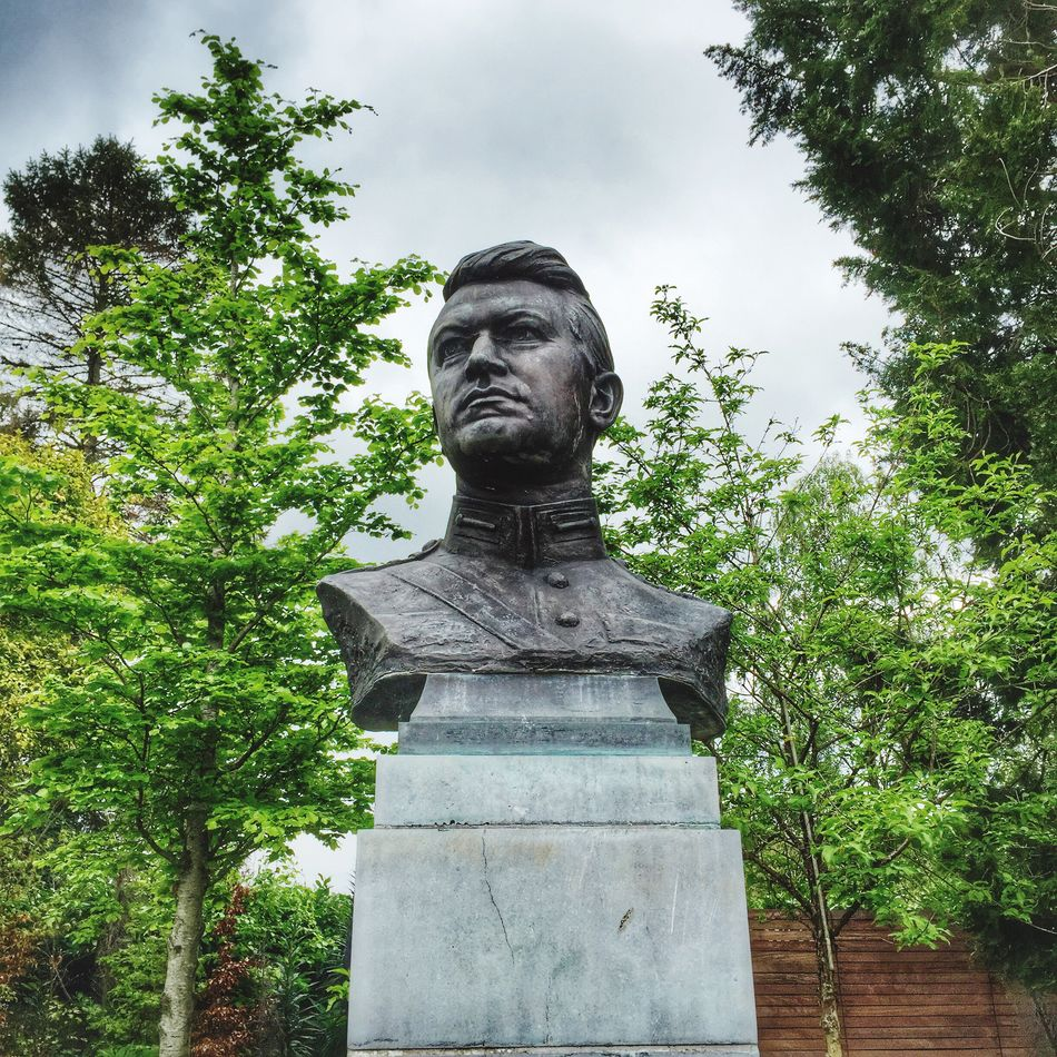 Michael Collins 1916 1916 Rising 1916proclamation Rising War Of Independence Ireland Bust  Memorial Fitzgeralds Park